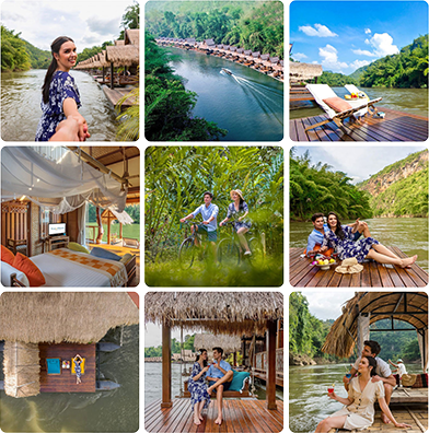 Instagram - The Floathouse River Kwai